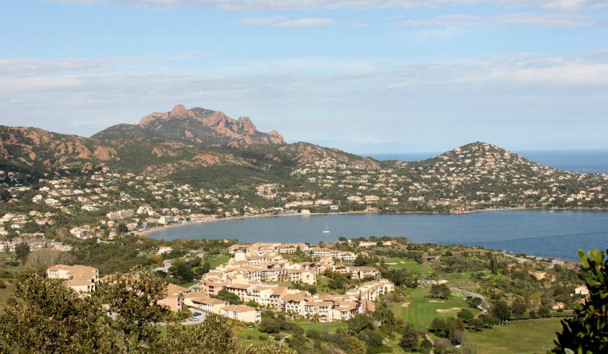 Cap Estérel, Lejlighed i Sydfrankrig